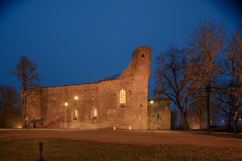 Padise klooster. @Tõnu Tunnel